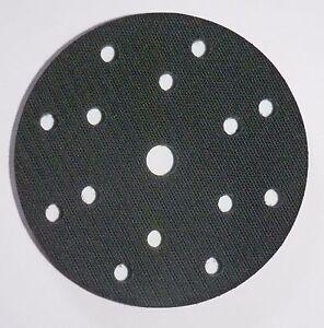 "6"" Interface Pad 150 mm 15 Hole (8+6+1) Hook and Loop Foam"