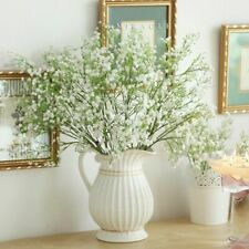 Artificial Gypsophila Wedding Plastic Flowers White Gypsophila Party Home Decor