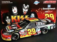 Kevin Harvick #29 GMGW KISS 1/24 Actiion Chevrolet Monte Carlo