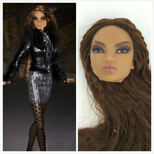 Fashion Royalty Integrity Toys Dolls Colette Lost Agnel Doll Head no eyelashes