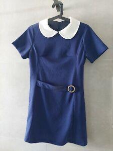 1960 retro mod style dress pop boutique Size 1 (6-8)