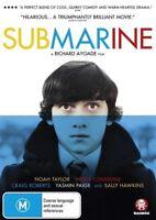 Submarine (DVD, 2012) - Region 4
