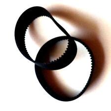 2 NEW Craftsman 18042.00 Lathe Belts After Market Replacement  Belt **LOOK**