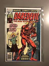 Daredevil # 151 Daredevil Reveals Id to Heather Glenn Nm- Marvel Comic Book 1978