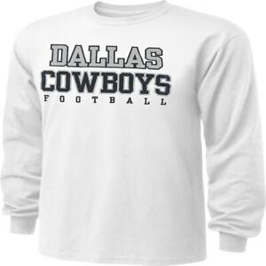 Dallas Cowboys Team Long Sleeve NFL Sweatshirt Vintage Unisex Shirt Gift Men New