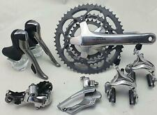 Shimano Ultegra 6600/6603 Gruppe Rennrad Schaltung Bremsen Set 3x10-Fach Tripple