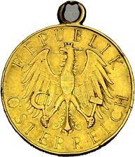 PRAGER: Österreich, 25 Schilling 1929 Gold [1165]