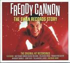 Freddy Cannon - The Swan Records Story [Best Of / Greatest Hits] 2CD NEW/SEALED