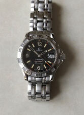 Omega Seamaster 200M Omegamatic Auto Quartz Watch