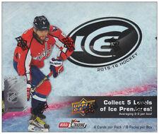 2015-16 UD Ice Hockey Hobby Box
