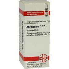Abrotanum D12 Globules 10 G PZN4200078
