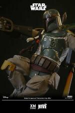 XM Studios Boba Fett 1/4 Scale Statue Figure BRAND NEW UNOPENED! SEALED!!