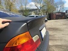 CSL style 2d 4d boot trunk spoiler ducktail tuning lip rear m3 ci saloon coupe