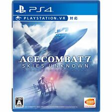Bandai Namco Ace Combat 7 Skies Unknow SONY PS4 PLAYSTATION 4 JAPANESE VERSION