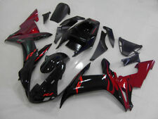 Fairings fit for Yamaha R1 02 03 Red Flame