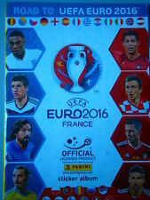 Completed Panini Road To EURO 2016 France UEFA Album