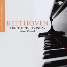 ALFRED BRENDEL - BEETHOVEN: SÄMTLICHE KLAVIERSONATEN 1-32 9 CD NEUF