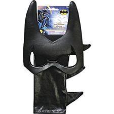 Batgirl Accessory Kit Mask Gauntlets Batwoman Super Hero Cosplay Womens Costume