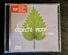 Depeche Mode Freelove Live DVD Very Good Condition 2001