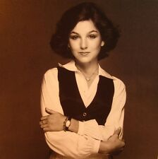 TATUM O'NEAL actress age 15 clipping International Velvet film B&W photo 1978