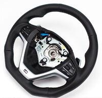 Échange Mise au Point Cuir Volant BMW F15 X5 F16 X6 Multifonction Avec Smg 666