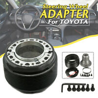 Racing Steering Wheel Hub Boss For Toyota Corolla Camry Celica Supra MR2 86