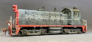 Weathered New Rapido SW1200 Southern Pacific DC/DCC/sound HO scale Locomotive