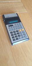 Vintage CASIO fx-110 calculadora científica. trabajar