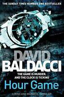 Hour Game by Baldacci, David, NEW Book, FREE & FAST Delivery, (Paperback)