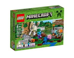 LEGO 21123 Minecraft The Iron Golem  BRAND NEW