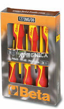 Serie kit 6 destornillador bloques 1000V Beta Tools 1273MQ/D6 paralelo Phillips