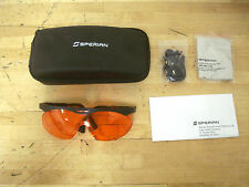 Sperian Laser Safety Glasses LSK-ARGON/KTP, Orange Lens, 50% |(Q2)