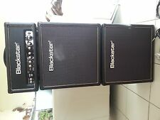 "BLACKSTAR HT5 GUITAR MINI STACK, AMPLIFIER & 2 X 10"" CABS & FOOTSWITCH STUNNING!"