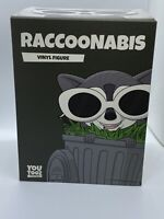 Raccoonabis Youtooz Figure #87 Limited Edition In Hand NEW (RacoonEggs Colab)