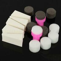 bricolage nail art éponge stamper le polonais outil de manucure modèle