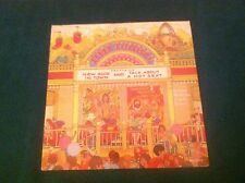 Time Tunnel by Carol McMillen & Lynne Brower SEALED NEW LP 82 Children's Musical