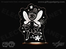 Fairy LED Remote-Controlled Nightlight, Colour-Changing, With Sleep Timer
