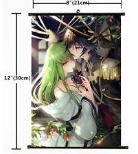 Japan Anime Code Geass home decor Wall Scroll Poster 1330