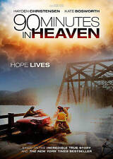 90 Minutes in Heaven (DVD)Hayden Christensen, Kate Bosworth Brand New Sealed