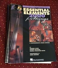 Essential Elements 2000 for Strings Bk. 2 by Robert Gillespie, Pamela Tellejohn