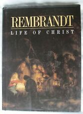 Rembrandt, Life of Christ by Thomas Nelson Publishing Staff (1995, Hardcover)