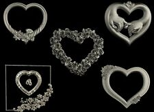 3D STL Models # LOVE THEME # 5 Pcs for CNC Aspire Artcam 3D Printer 3D MAX