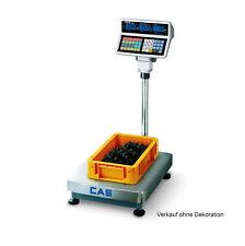 Plattformwaage - Inventurwaage mit Zählfunktion bis 75 kg - 5 g - CAS ECB-75