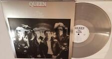 QUEEN THE GAME (SILVER MARBLE COLOURED) BRAND NEW LIMITED EDITION VINYL LP