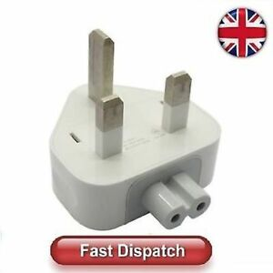 Wall AC UK Plug Charger Power Adapter for Apple iPad, MacBook