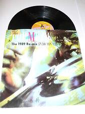 """M - Pop Muzik - 1989 UK 3-track 12"""" vinyl single"""