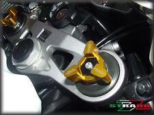 Strada 7 19mm Delante Ajustadores de Precarga la Horquilla BMW F800GS 08-10 Oro