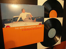 Bert Kaempfert...2LPs...A Musical Biography