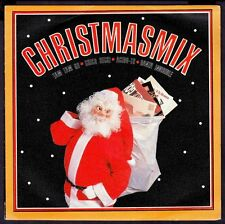 "CHRISTMAS MIX - SPAIN 7"" TWINS 1988 - TAM TAM GO / CHICO SECCI / DANZA INVISIBLE"