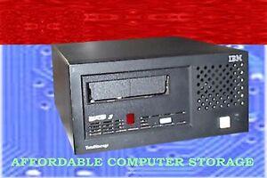IBM LTO-3 Tape drive EXTERNAL LVD 3580-L33 23R6454 23R5919 TotalStorage 23R5922